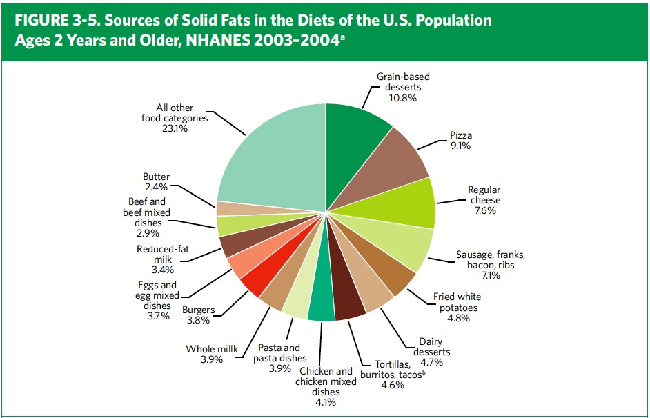 Saturated Fat Source 92