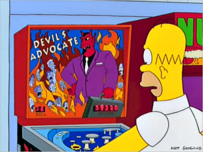 פרקליט שטן